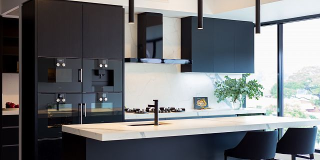 Statuario Matt. Zahra Apartments by Spyre Group_10 kitchens multi-residential.jpg
