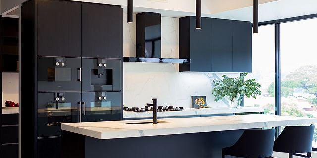 Statuario Matt. Zahra Apartments by Spyre Group_10 kitchens multi-residential.jpg